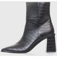 Sapatos Mulher Botins Corina A2905 Negro