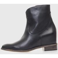 Sapatos Mulher Botins Troppa 22018 Negro