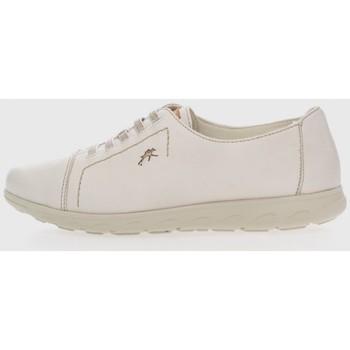 Sapatos Mulher Sapatos & Richelieu Fluchos F0854 Blanco