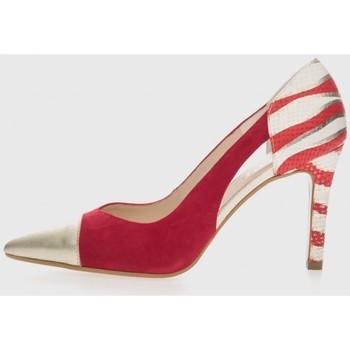 Sapatos Mulher Sapatos & Richelieu Lodi RUSIE Rojo