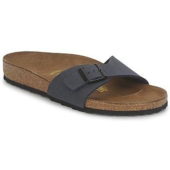 Sapatos Homem Chinelos Birkenstock MADRID Marinho