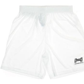 Textil Homem Shorts / Bermudas Hungaria  Branco