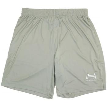 Textil Homem Shorts / Bermudas Hungaria  Cinza