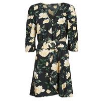 Textil Mulher Vestidos curtos Only ONLEVE 3/4 SLEEVE SHORT DRESS WVN Preto