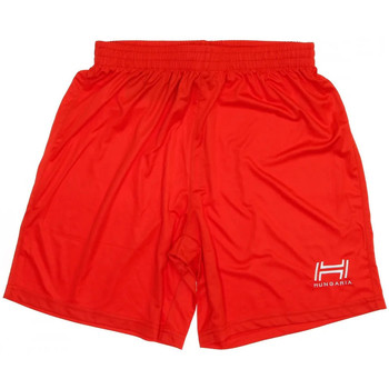 Textil Rapaz Shorts / Bermudas Hungaria  Vermelho