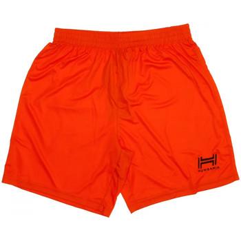 Textil Rapaz Shorts / Bermudas Hungaria  Laranja