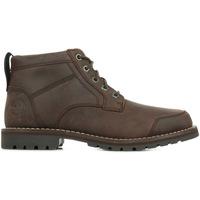 Sapatos Homem Botas baixas Timberland Larchmont II Castanho