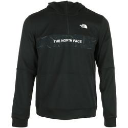 Textil Homem Casacos fato de treino The North Face Train N Logo 1/4 Zip Preto
