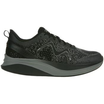 Sapatos Mulher Sapatilhas Mbt SAPATOS DESPORTIVOS MULHERES  HURACAN 3000 LACE UP W BLACK_CASTLEROCK
