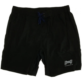 Textil Rapaz Shorts / Bermudas Hungaria  Preto