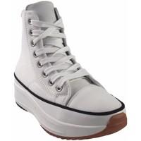 Sapatos Mulher Multi-desportos Olivina Sapato de senhora BEBY 16056 branco Castanho