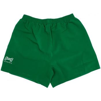 Textil Homem Shorts / Bermudas Hungaria  Verde
