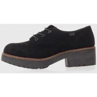Sapatos Mulher Sapatos & Richelieu Emmshu CHARIS Negro