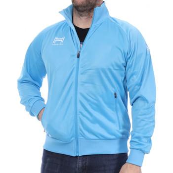 Textil Homem Casacos fato de treino Hungaria  Azul