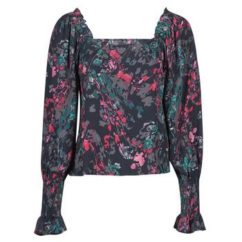 Textil Mulher Tops / Blusas Vero Moda VMJACKIE Marinho / Vermelho