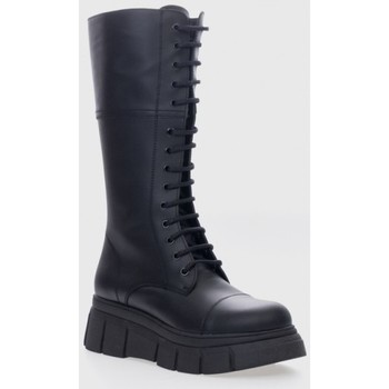 Sapatos Mulher Botas Bryan BILLIE Negro