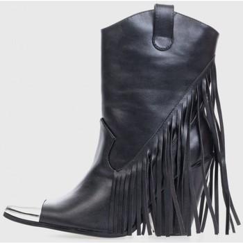 Sapatos Mulher Botins Kamome Trends 2E4AX1132 Negro