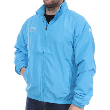 Textil Homem Corta vento Hungaria  Azul