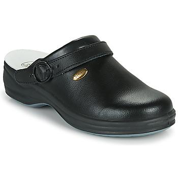 Sapatos Mulher Tamancos Scholl NEW BONUS Preto