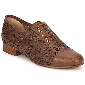 Sapatos Mulher Sapatos Moschino Cheap & CHIC PEONIA Castanho