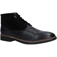 Sapatos Homem Botas baixas Kickers 828790 MATEON Negro