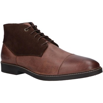 Sapatos Homem Botas baixas Kickers 828790 MATEON Marr?n