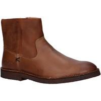 Sapatos Homem Botas baixas Kickers 828710 CLUBCIT Marr?n