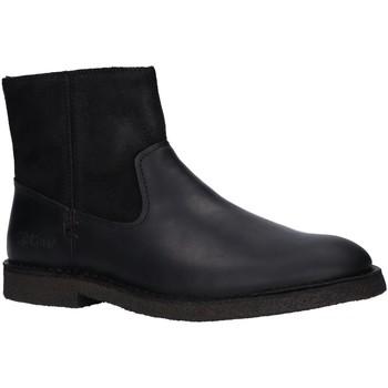 Sapatos Homem Botas baixas Kickers 828710 CLUBCIT Negro