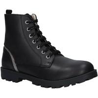 Sapatos Rapariga Botas baixas Kickers 830040 GROOKE Negro