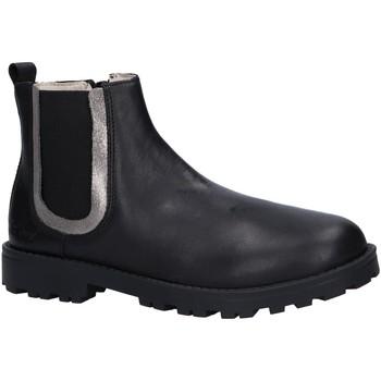 Sapatos Rapariga Botas baixas Kickers 830030 GROOKY Negro