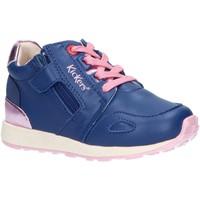 Sapatos Rapariga Multi-desportos Kickers 829780 DENVER MID Azul