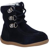 Sapatos Rapaz Botas de neve Kickers 571933-10 BAMARA-2 Azul