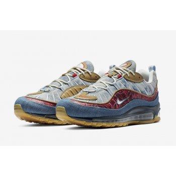 Sapatos Sapatilhas Nike Air Maw 98 Wild West Light Armory/University Red