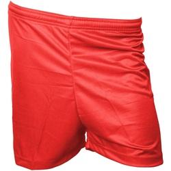 Textil Homem Shorts / Bermudas Precision  Vermelho