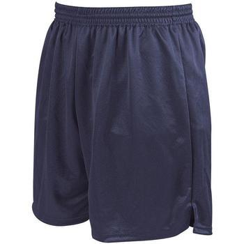 Textil Criança Shorts / Bermudas Precision  Marinha