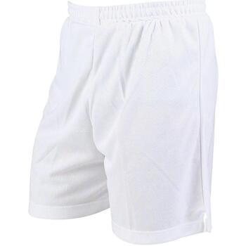 Textil Criança Shorts / Bermudas Precision  Branco