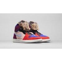 Sapatos Sapatilhas de cano-alto Nike Air Jordan 1 High x Aleali May