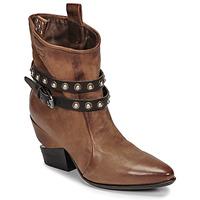 Sapatos Mulher Botas baixas Airstep / A.S.98 TINGET Castanho