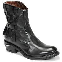 Sapatos Mulher Botas baixas Airstep / A.S.98 IGNIX Preto