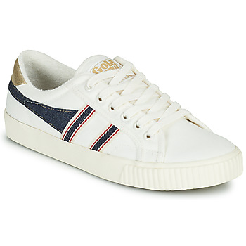 Sapatos Mulher Sapatilhas Gola TENNIS MARK COX SELVEDGE Branco / Azul