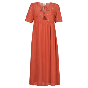 Textil Mulher Vestidos compridos Betty London ORVILLE Ferrugem