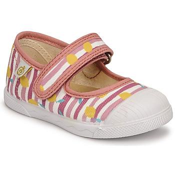 Sapatos Rapariga Sabrinas Citrouille et Compagnie APSUT Rosa / Estampado