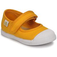 Sapatos Rapariga Sabrinas Citrouille et Compagnie APSUT Amarelo