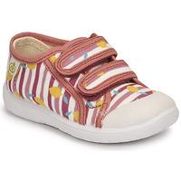 Sapatos Rapariga Sapatilhas Citrouille et Compagnie GLASSIA Rosa / Estampado