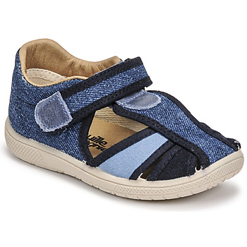 Sapatos Rapaz Sandálias Citrouille et Compagnie GUNCAL Azul / Ganga