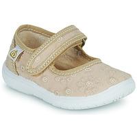 Sapatos Rapariga Sabrinas Citrouille et Compagnie OSAPA Bege