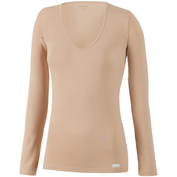 Roupa de interior Mulher Bodies Impetus Thermo 8361606 144 Bege