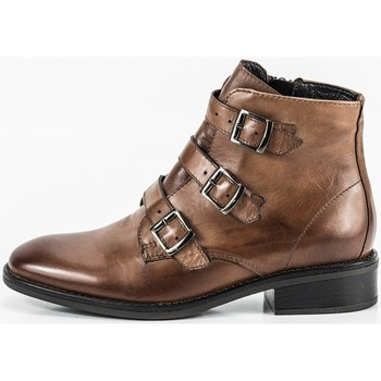 Sapatos Mulher Botins Oxyd WH-272H18 Beige