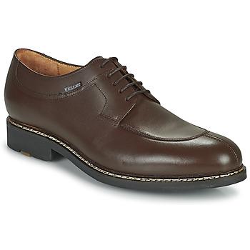 Sapatos Homem Sapatos & Richelieu Pellet Magellan Castanho