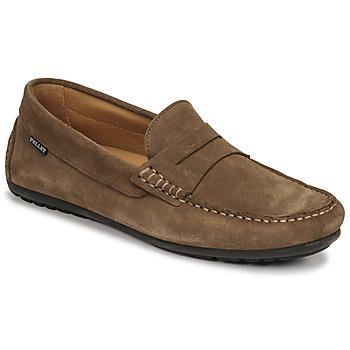 Sapatos Homem Mocassins Pellet Cador Toupeira